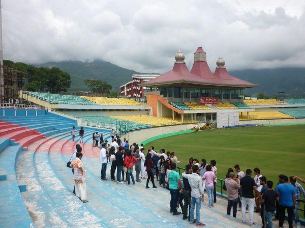 Cricketstadion in Dharamshala